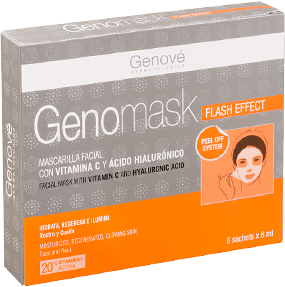 genomask-flash-effect